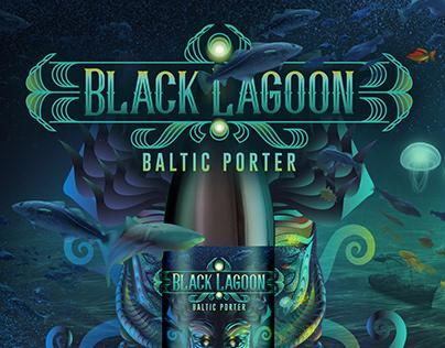 Raduga - Black Lagoon - Baltic Porter