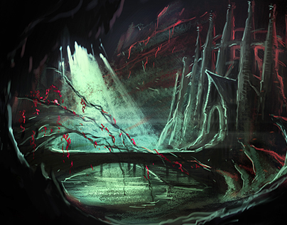 Journey To Abaddon - Concept Arts