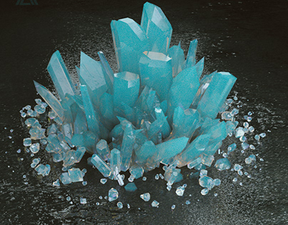 crystals from space