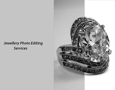 Jewellery Photo Editing Services