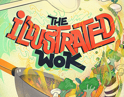 The Illustrated Wok | Cover