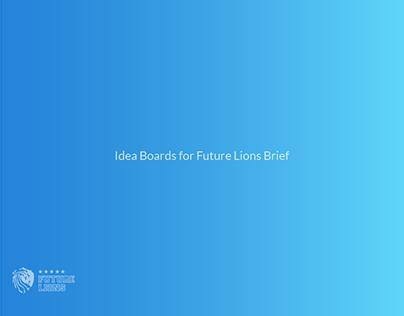 IDEA BOARDS