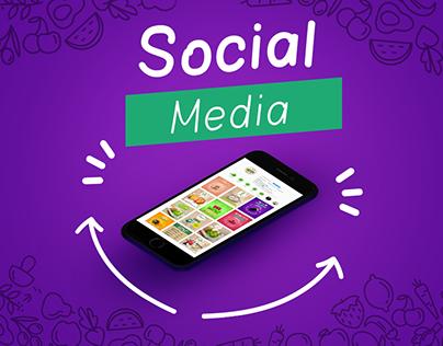 Social Media Health Food Gyn