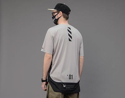 Desert Grom tech tshirt