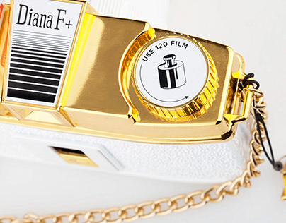 Lomography - Gold Edition Cameras