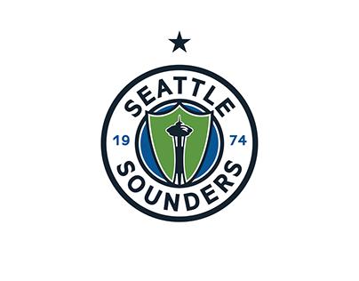 Seattle Sounders FC Rebranding