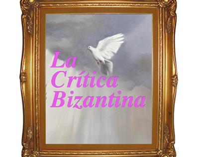La Crítica Bizantina