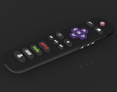 Roku Smart TV Remote