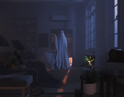 Concept Image Vol.3 A Ghost Story (360˚ VR)