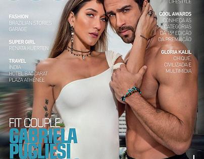COOLMagazine Gabriela pugliesi and Erasmo