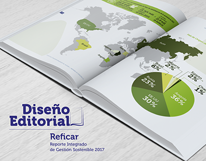 Reporte Integrado Reficar 2017