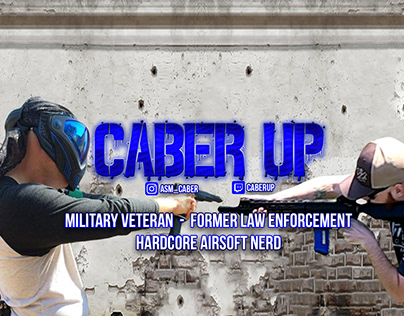 CaberUp Twitch/YouTube Banner