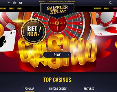 Game & Casino web sites