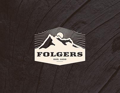 Folgers Coffee: Packaging Rebrand