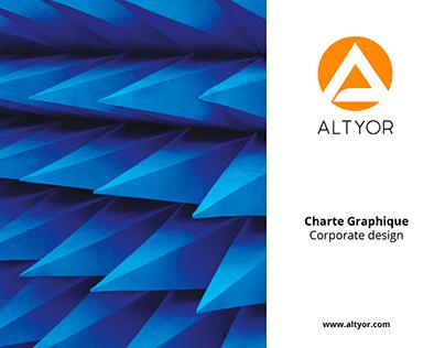 ALTYOR - Brand Design