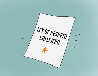#RespetoCallejero - OCAC Chile