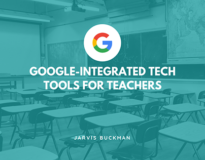 Jarvis Buckman | Tech Tools For Teachers