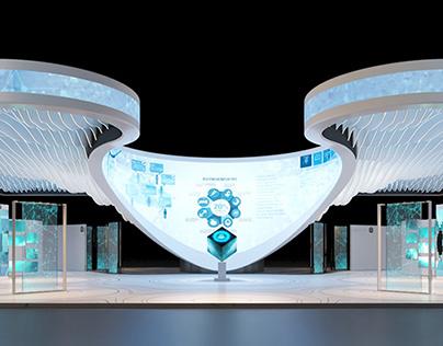 UAE,Dubai,Ministry of Health Exhibition 2019