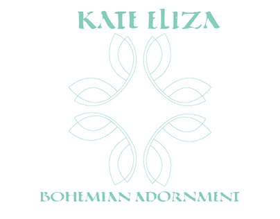 Kate Eliza Logo & Product Cards