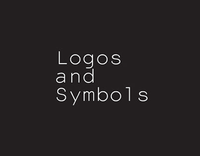 Logos and Symbols II