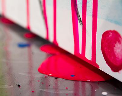 live paint