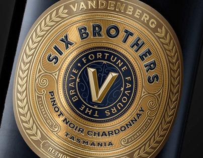 Vandenberg label design