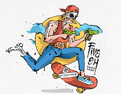 Five Oh Skate Shop