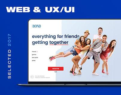 Selected Web&UX/UI 2017