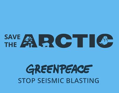 Greenpeace - #StopSeismicBlasting