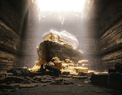 The Lost Panda's Temple