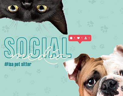 Social Media   Isa Pet Sitter