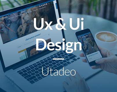 Ux / Ui Project - Universidad Jorge Tadeo Lozano