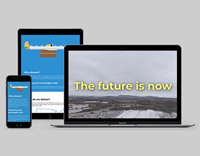 Storytelling Website
