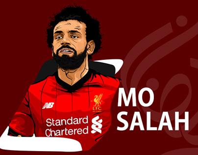 Mo Salah The Egyptian King