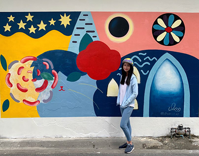 Colour of Charoenkrung: Town Painting by CEA and TCDC