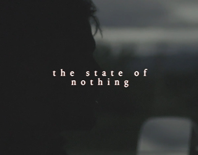 the state of nothing