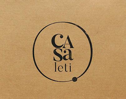 Identidade Visual - Casa Leti