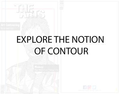 EXPLORE THE NOTION OF CONTOUR