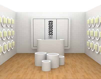 Essence Perfume Bar Concept