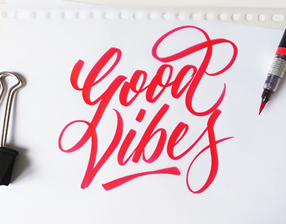 Calligraphy And Lettering 3 On Behance