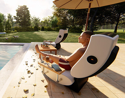 ZENSEAT - Smart Outdoor Furniture