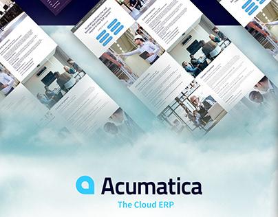 Acumatica Benefits Page