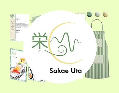 2) Sakae Uta: Corporate Identity Deliverable