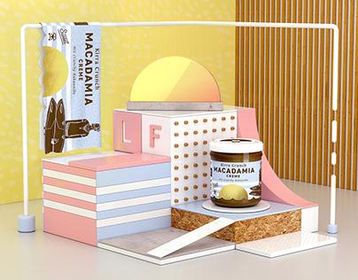 LAPP & FAO Macadamia Butter