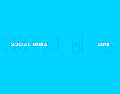 Social Midia 2018