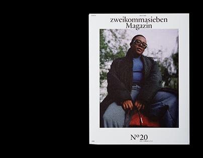 zweikommasieben Magazin #20