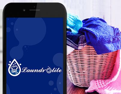 Laundrolite-On Demand Laundry Mobile App