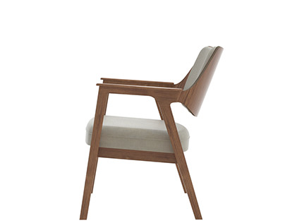 Regina lounge chair