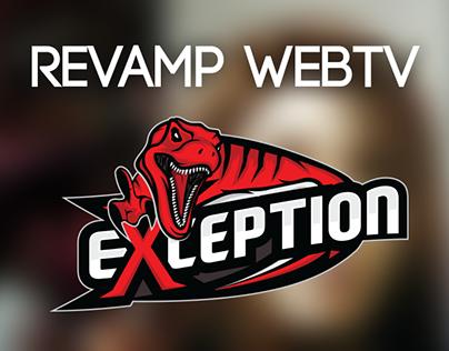 Revamp WebTV eXception