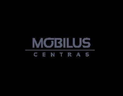 Mobilus Centras Branding